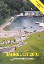 Cover Jahrbuch 2001