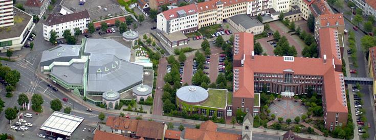 Headfoto-Kreishaus Hildesheim